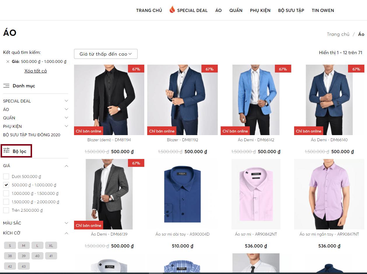 bo-loc-san-pham-tren-website