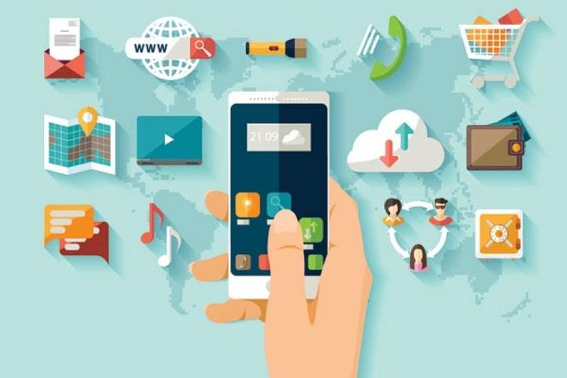 Ứng dụng của thương mại điện tử