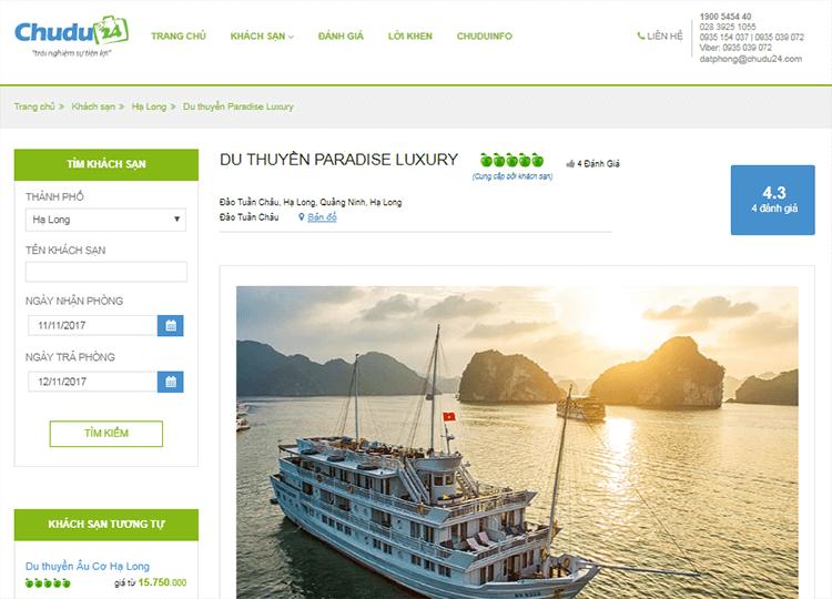 website-dat-phong-chudu