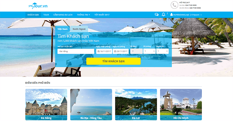 website-dat-phong-online-mytour